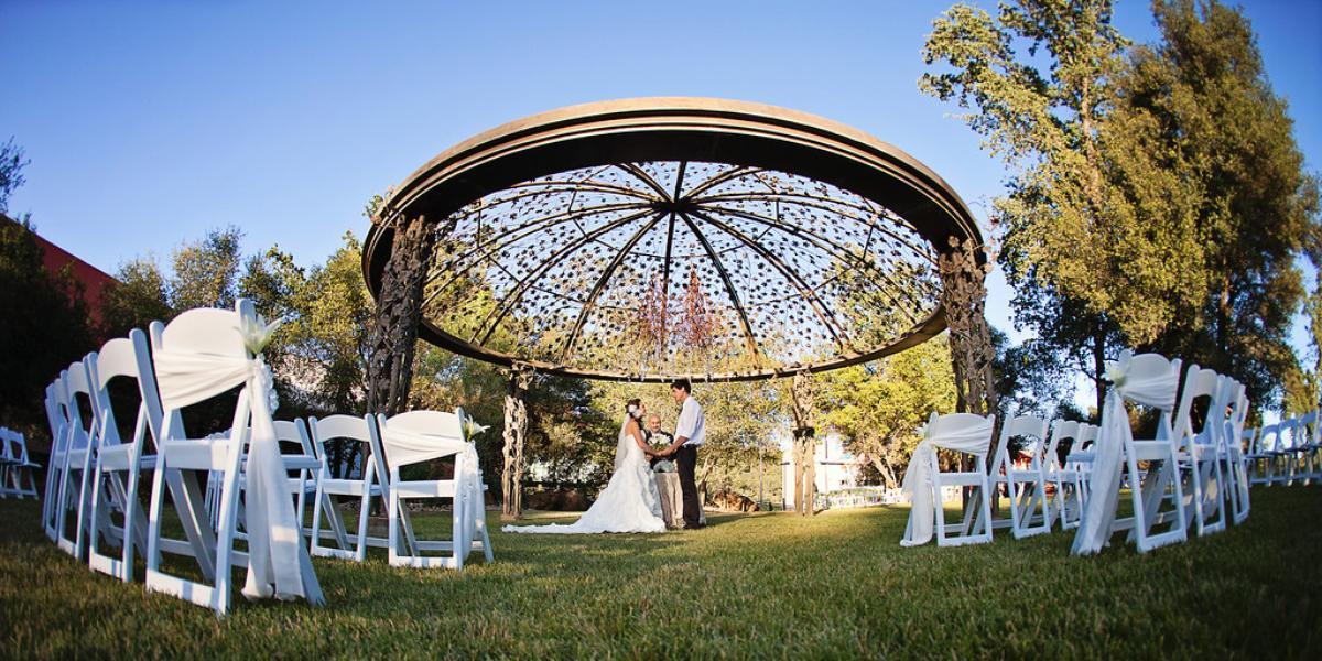 Black Oak Casino Resort wedding Yosemite