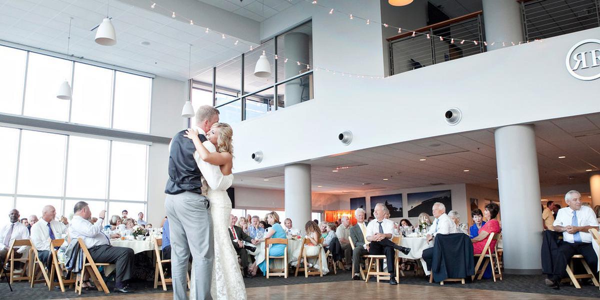 Boise State University wedding Idaho