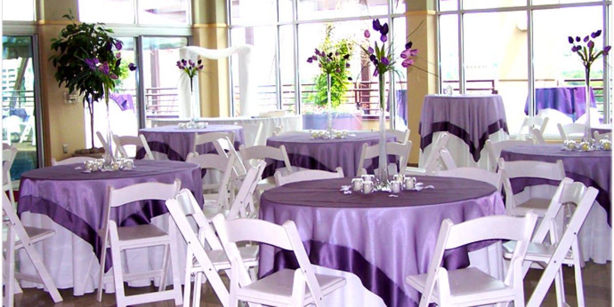 The Penthouse at C.W. Moore Plaza wedding Idaho