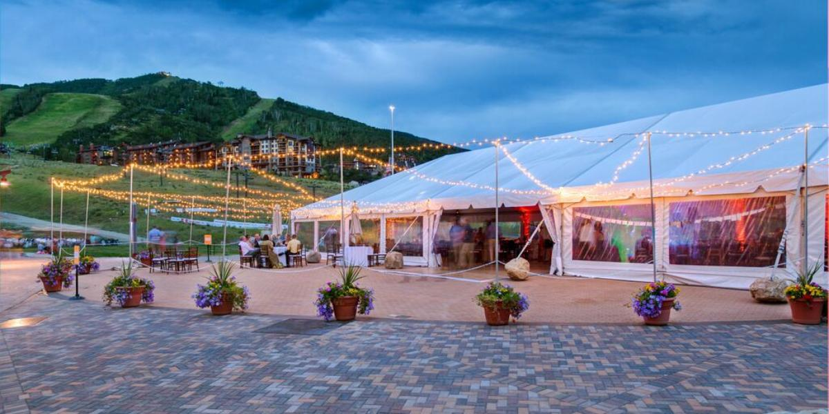 Torian Plum Wedding and Event Tent wedding Boulder/Fort Collins