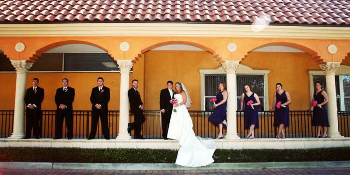 Bradenton Country Club wedding Tampa
