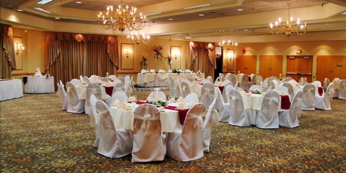 Holiday Inn Waterloo/Finger Lakes wedding Finger Lakes