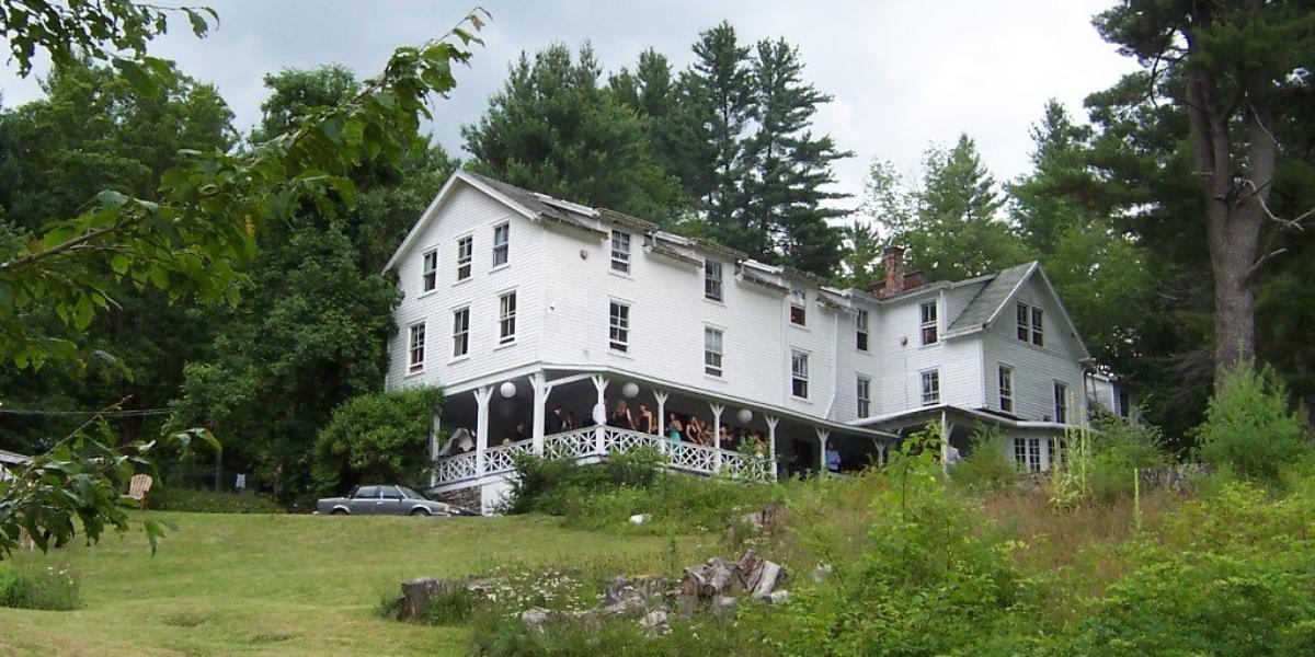 Big Indian Springs wedding Eastern Adirondacks/Lake Champlain
