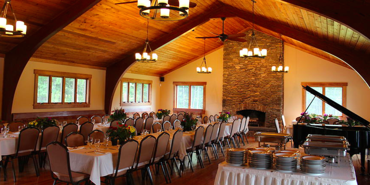 Lakeview Events Center wedding Eastern Adirondacks/Lake Champlain