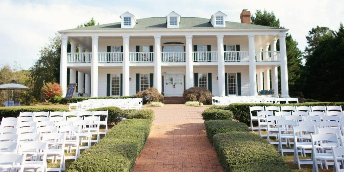 Sanctuary Estate wedding Atlanta