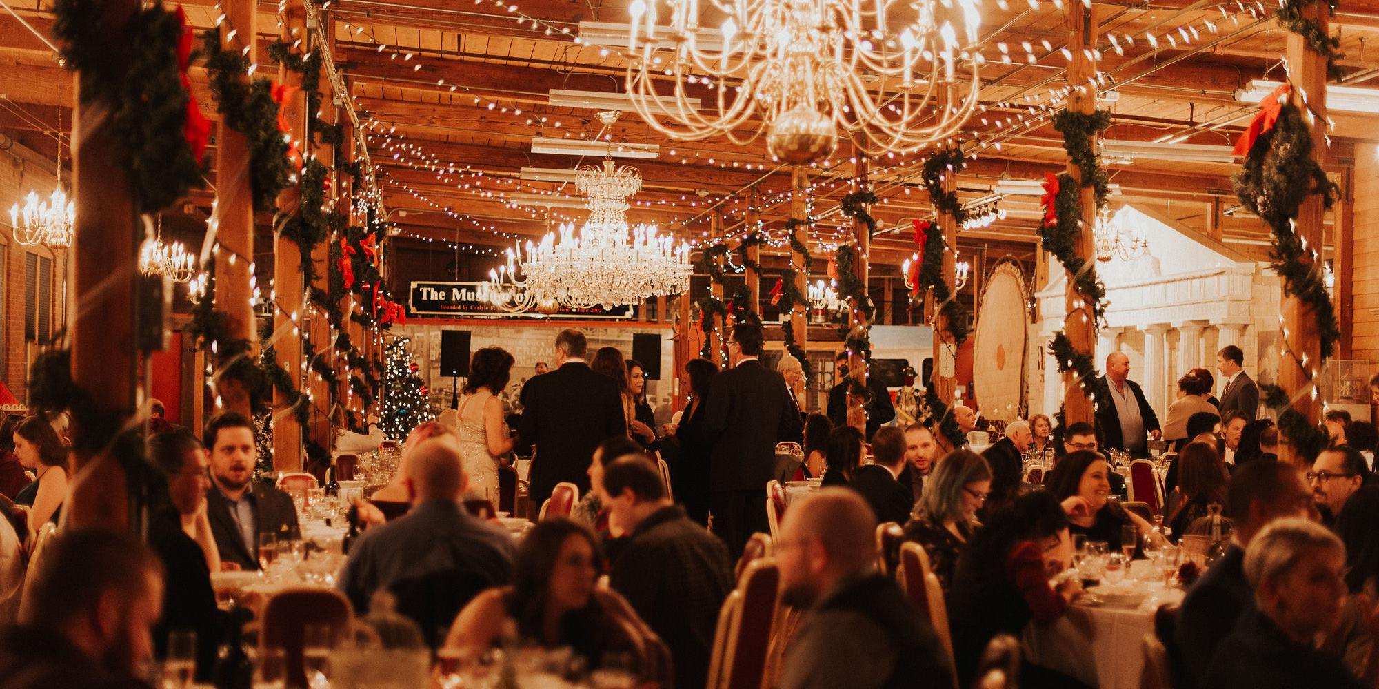 New England Carousel Museum wedding Hartford