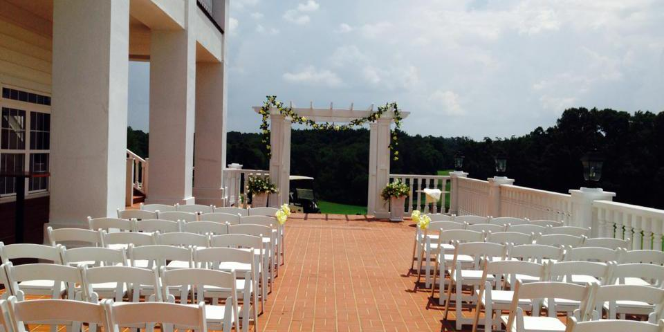 Whitewater Creek Country Club wedding Atlanta