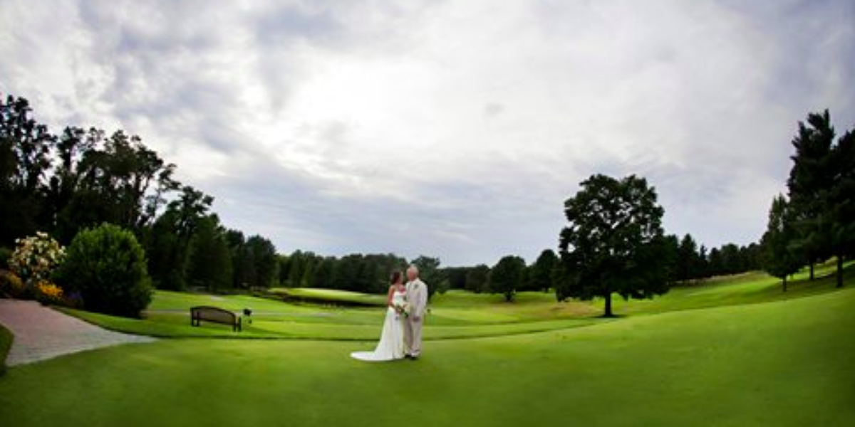 The Farms Country Club wedding New Haven