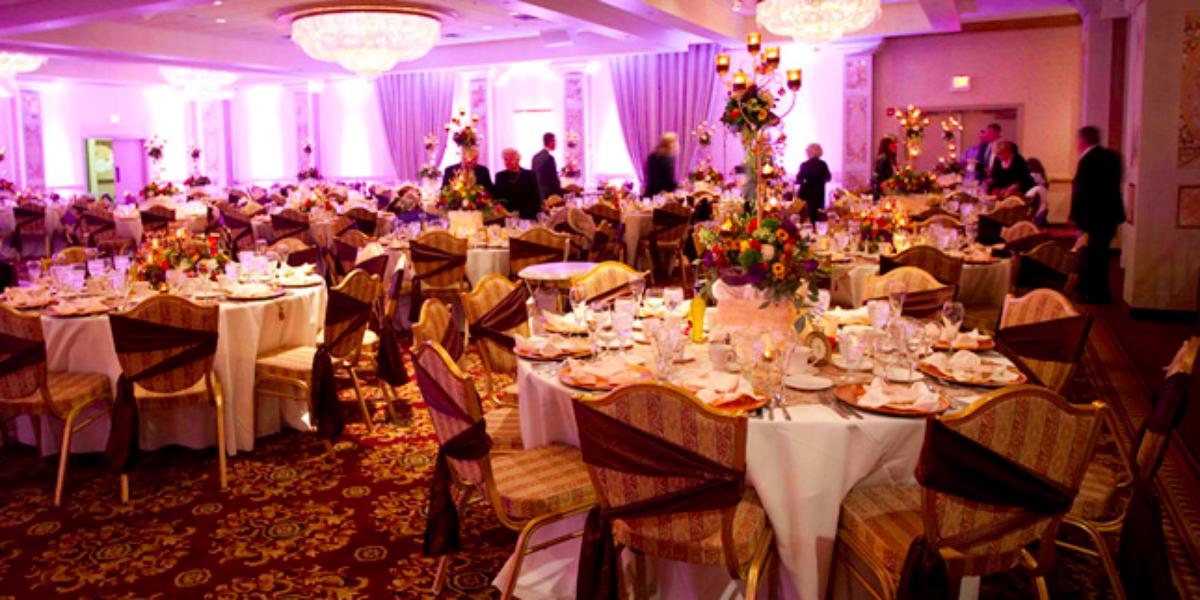 Salvatore's Italian Gardens Restaurant wedding Western New York