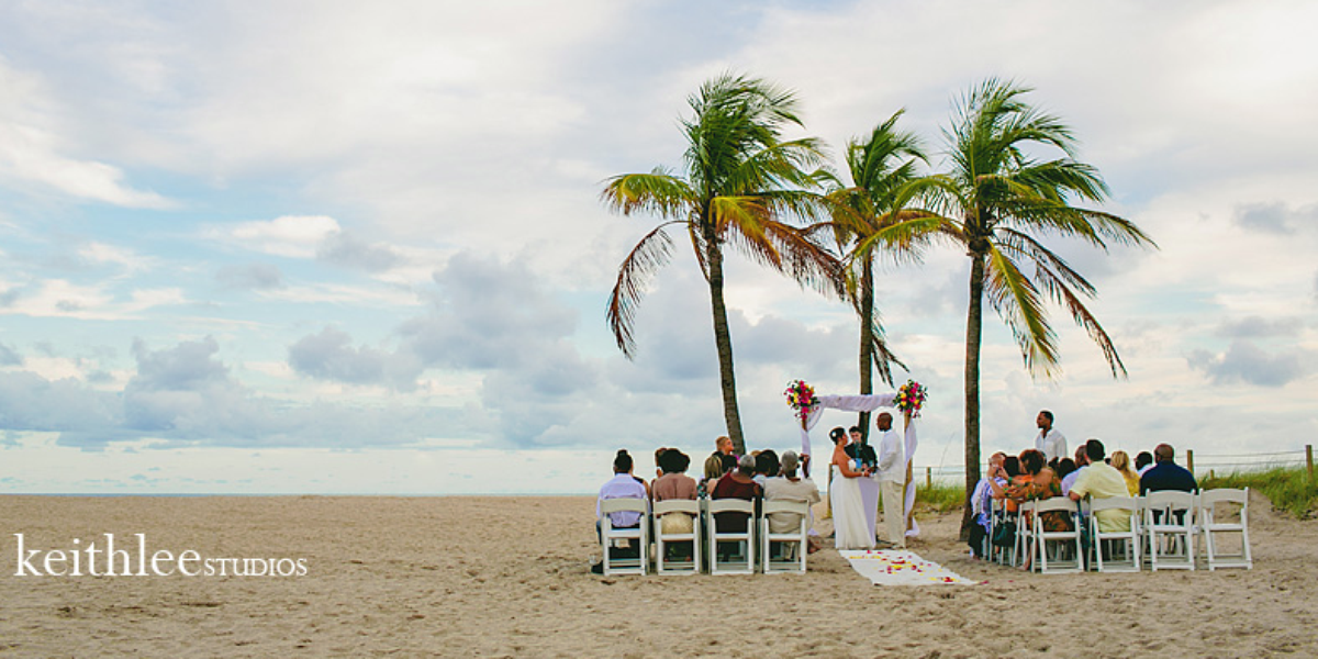 B Ocean Resort Fort Lauderdale wedding Fort Lauderdale