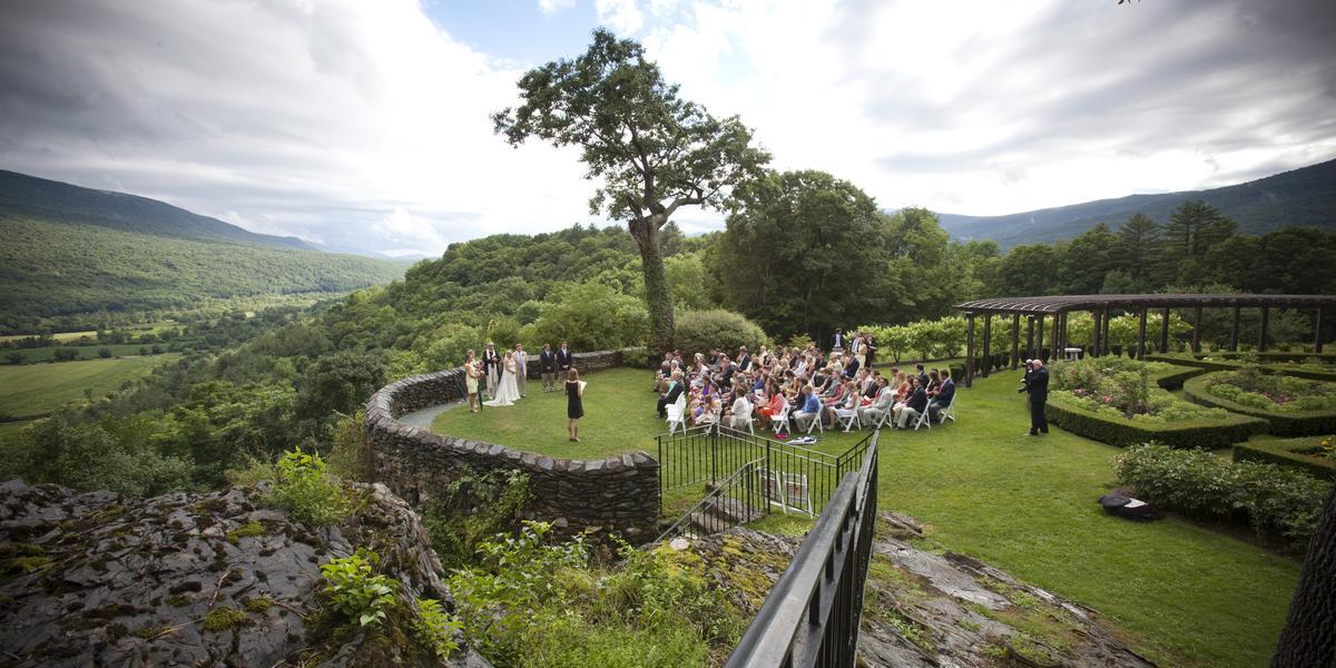Hildene, The Lincoln Family Home wedding Vermont