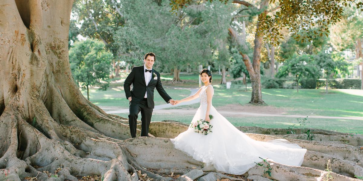 University Club by Wedgewood Weddings wedding Orange County