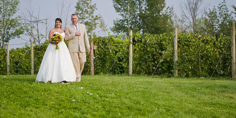 Shelburne Vineyard wedding Vermont