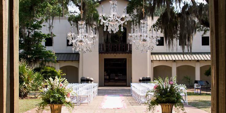 Mission San Luis wedding Northwest Florida