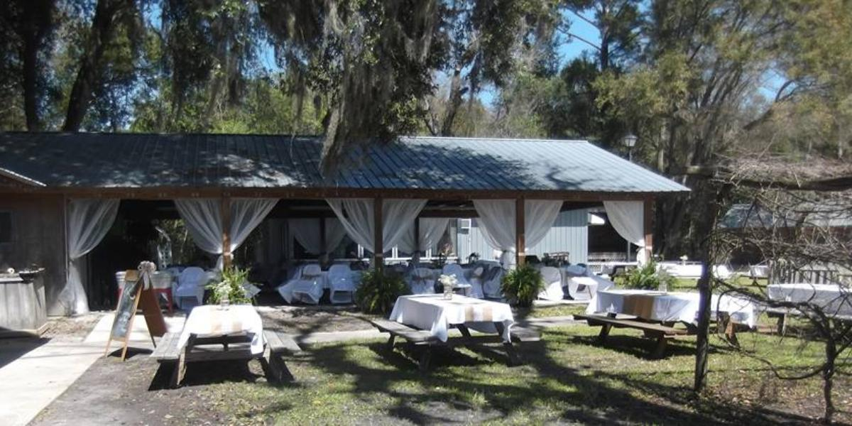 Heritage Park Village wedding Jacksonville