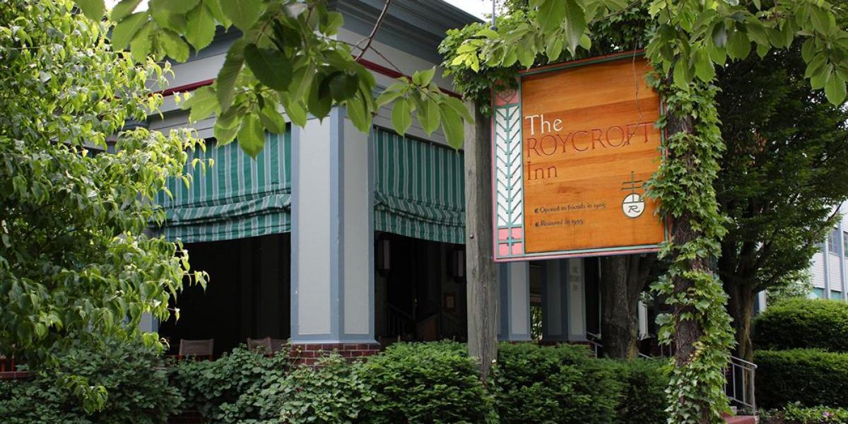 The Roycroft Inn wedding Western New York