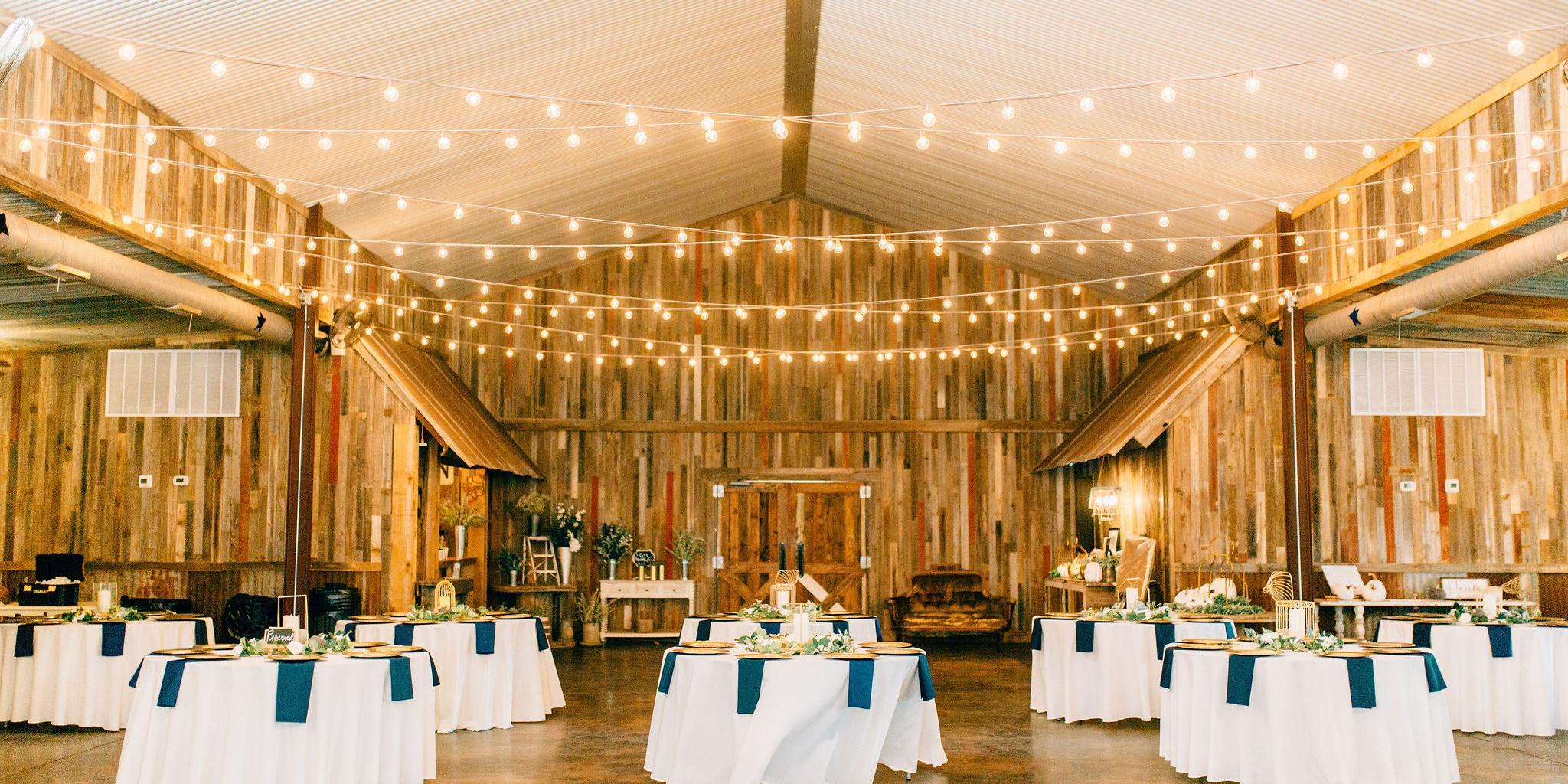 Cotton Creek Barn wedding Lubbock