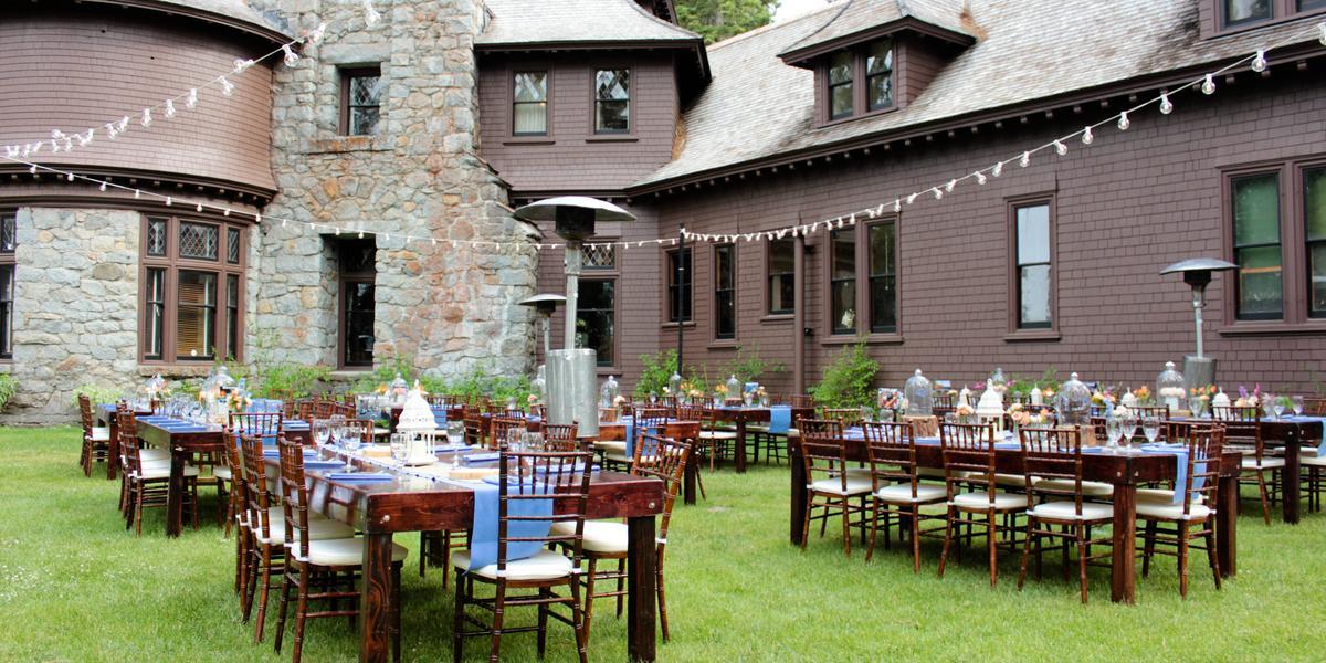 Ed Z'Berg Sugar Pine Point State Park wedding Tahoe