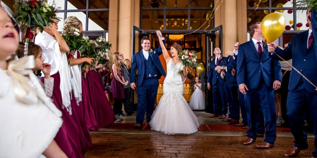 The Regency Conference Center wedding Southern Illinois