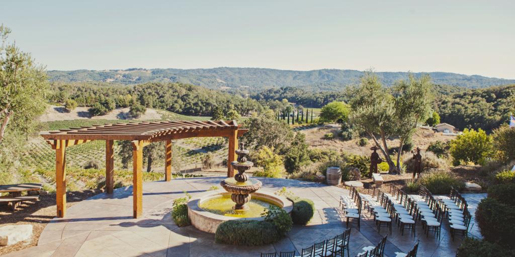 Croad Vineyards wedding Central Coast
