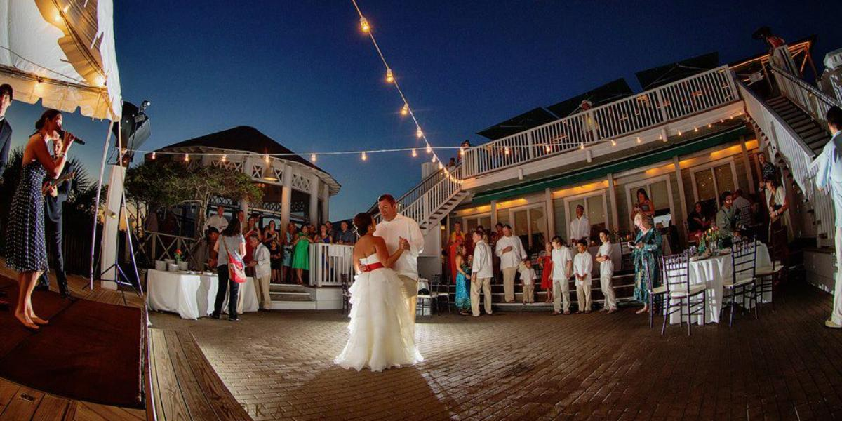 Bud & Ally's Catering and Special Events wedding Northwest Florida