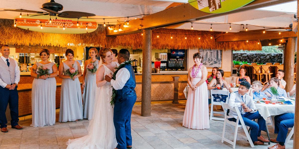 Sea Life Park Hawaii wedding Oahu