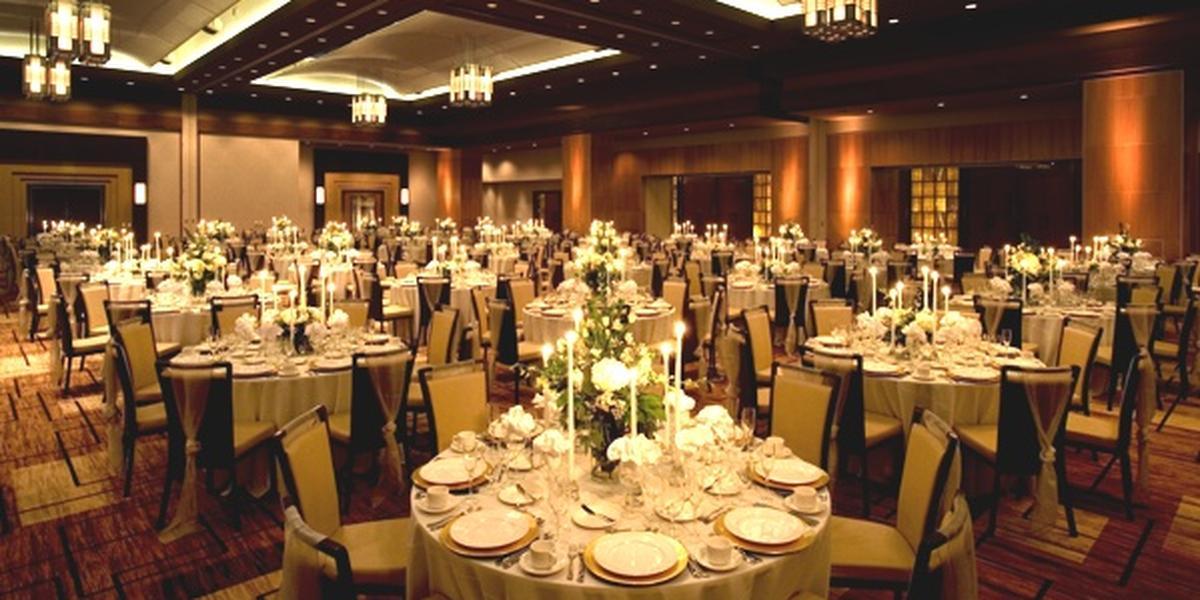 Ameristar wedding St. Louis