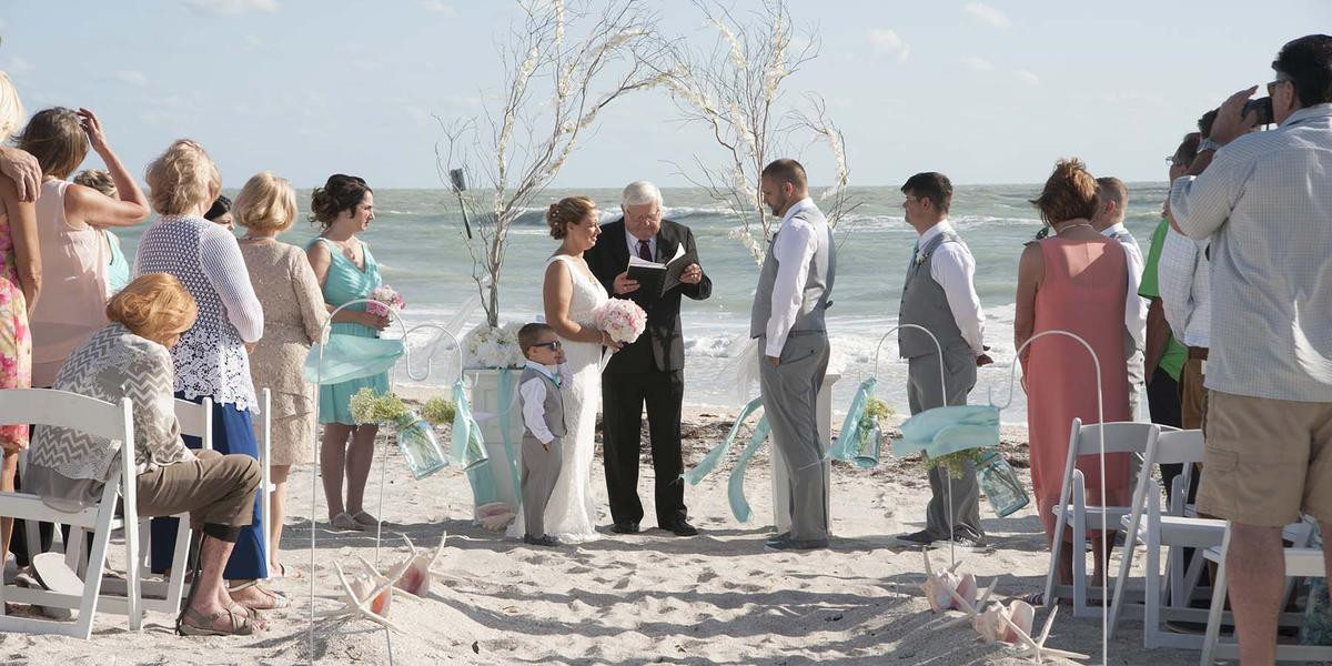 The Waverly Restaurant's Soiree Room wedding Naples/Fort Myers