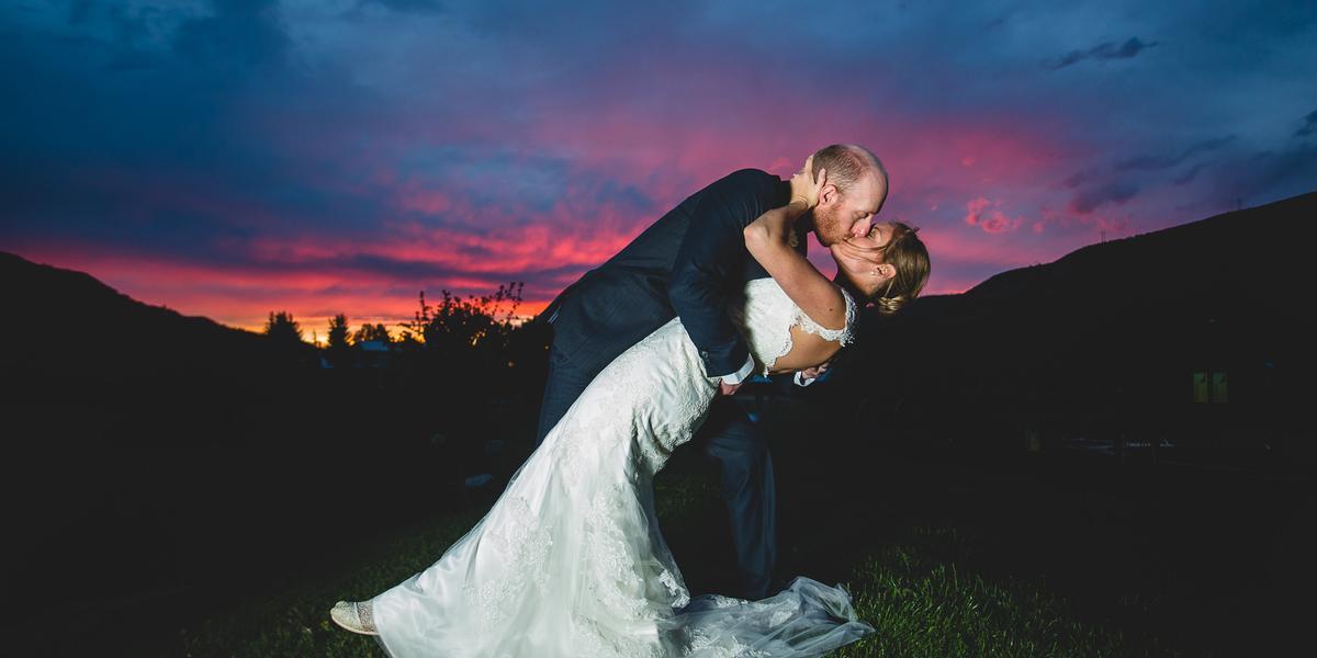 EagleVail Pavilion wedding Aspen/Vail/High Rockies