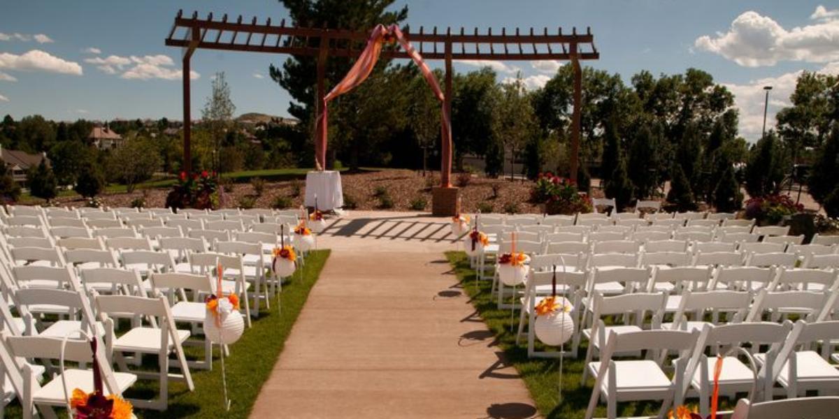 Lone Tree Golf Club & Hotel wedding Denver