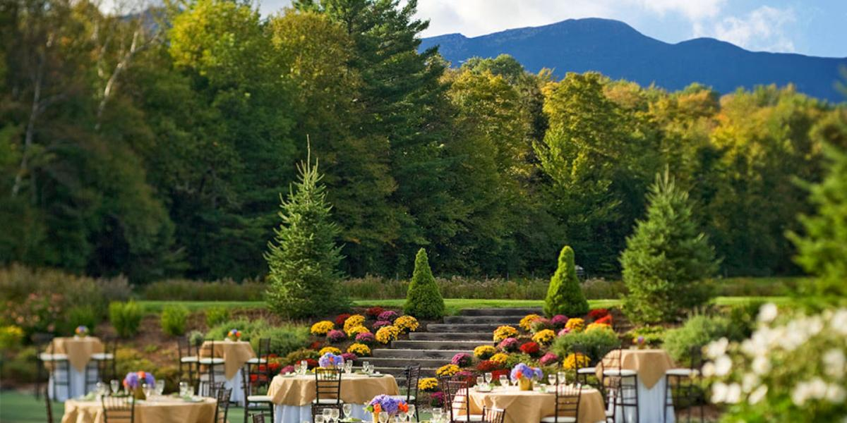 Topnotch Resort wedding Vermont
