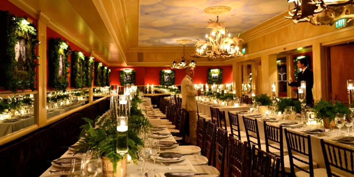 Caribou Club wedding Aspen/Vail/High Rockies