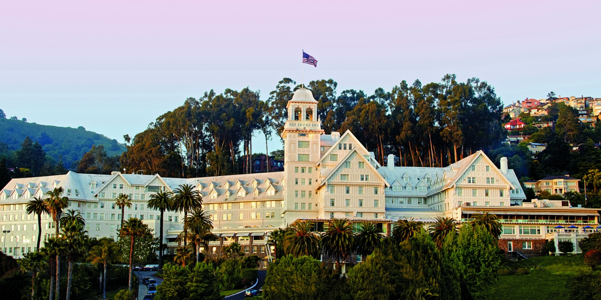 Claremont Club & Spa, A Fairmont Hotel wedding East Bay