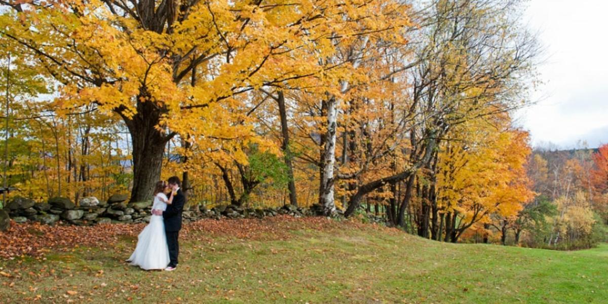 West Hill House B&B wedding Vermont
