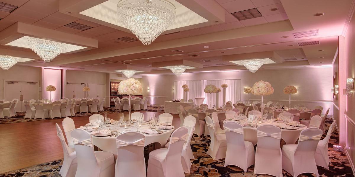 Atlantis Ballroom at the Days Hotel Toms River - Jersey Shore wedding Jersey Shore