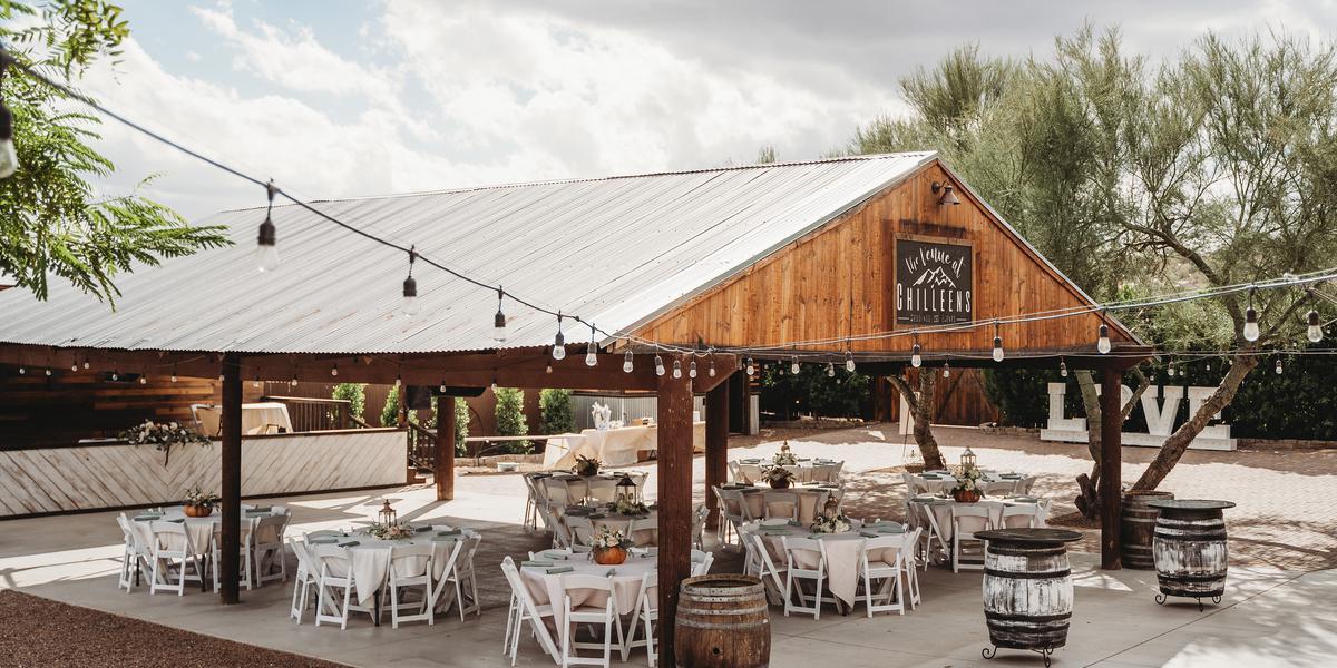 The Venue at Chilleens wedding Phoenix/Scottsdale