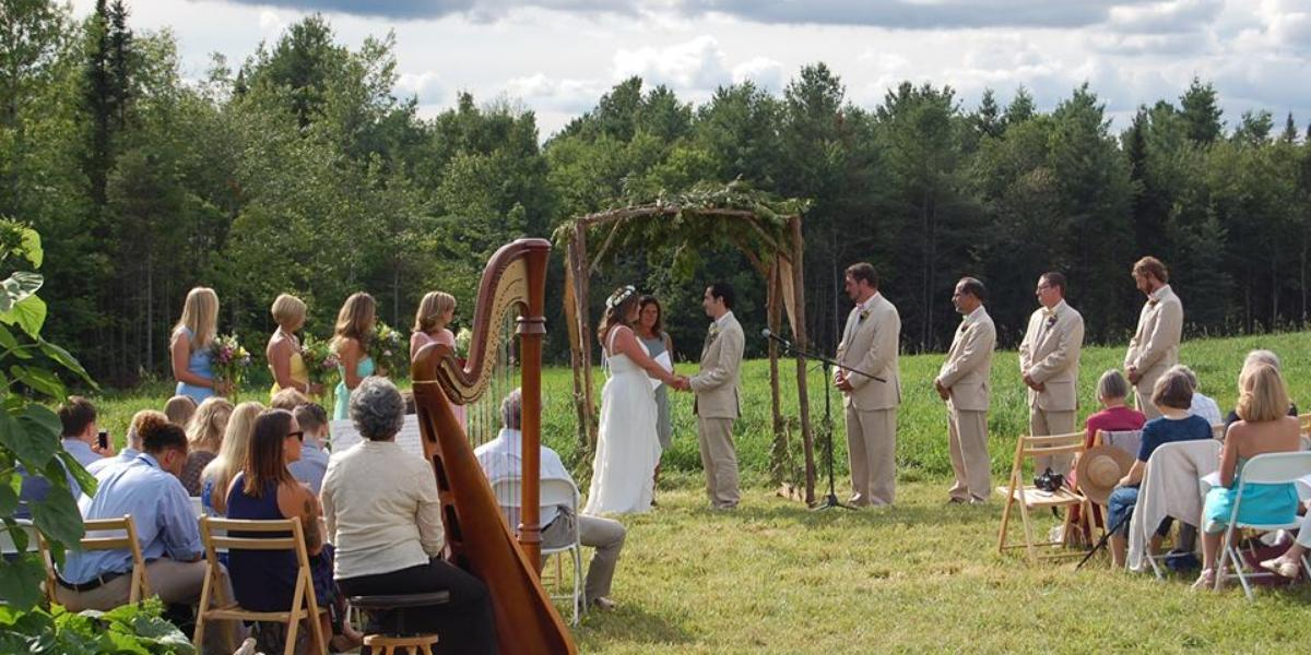 Sandiwood Farm wedding Vermont