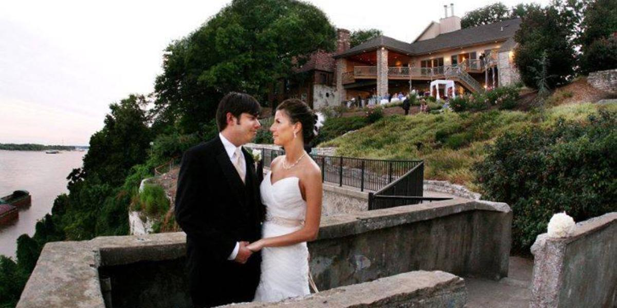 The Bluffs on Broadway wedding St. Louis