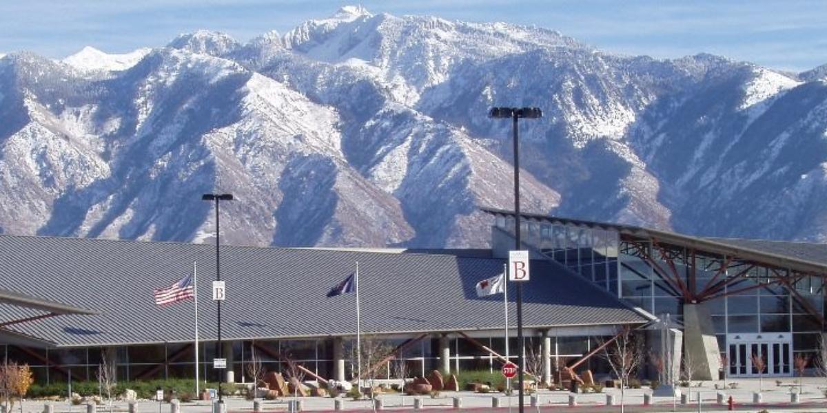 South Towne Exposition Center wedding Salt Lake City
