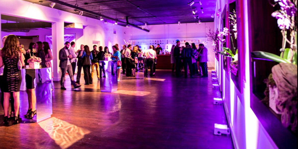 The Loft on Bayshore wedding Miami