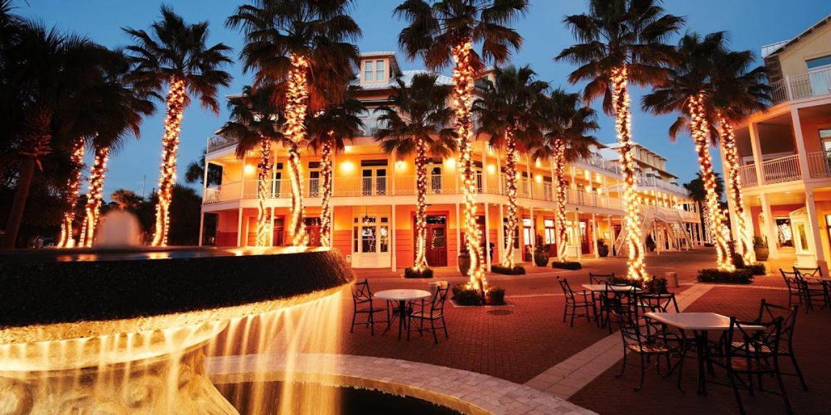Carillon Weddings wedding Northwest Florida