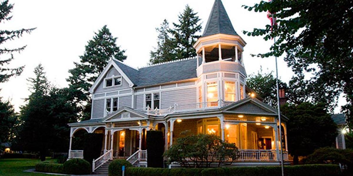 Marshall House wedding Tacoma