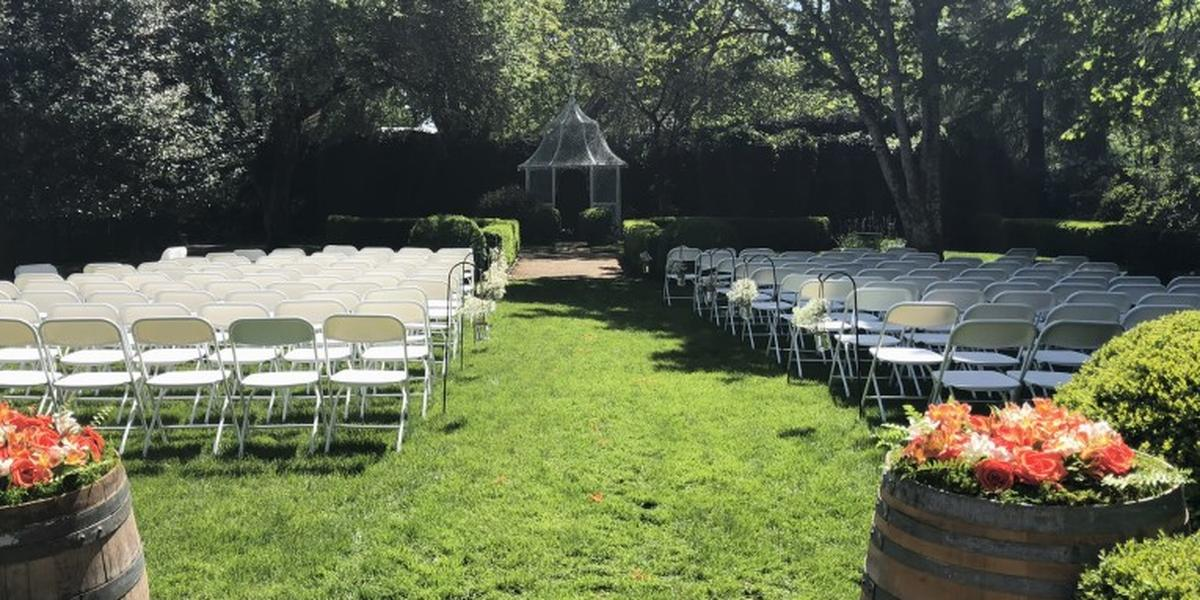 Deepwood Museum and Gardens wedding Portland
