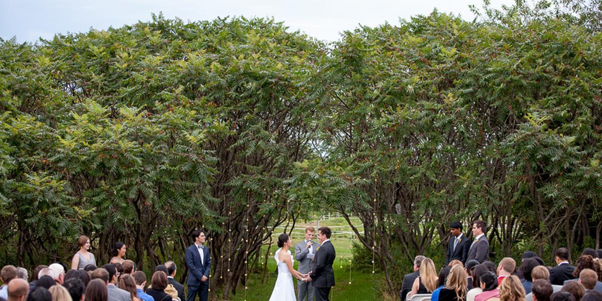 Camp Ketcha wedding Maine