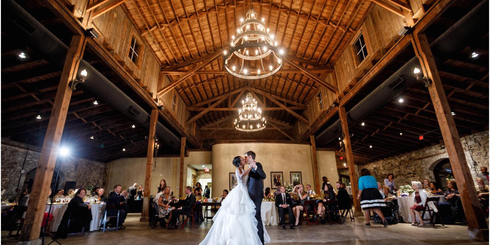 550 Trackside wedding Atlanta