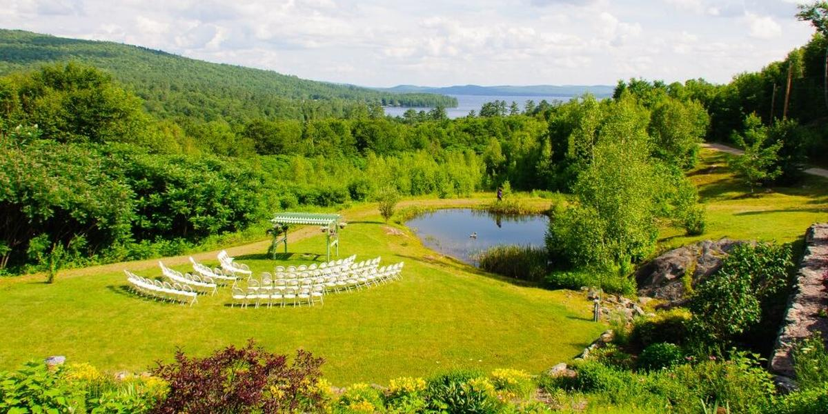 Coppertoppe Inn & Retreat Center wedding Great North Woods/White Mountains