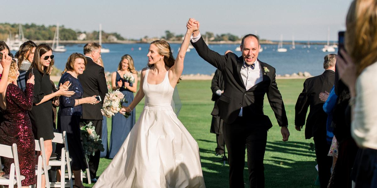 Wentworth By The Sea Country Club wedding Merrimack