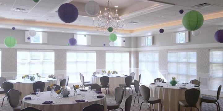 The Woodlands Club wedding Maine