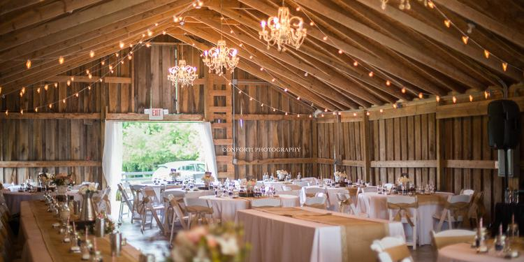 The Barn in Zionsville wedding Indianapolis/Central Indiana
