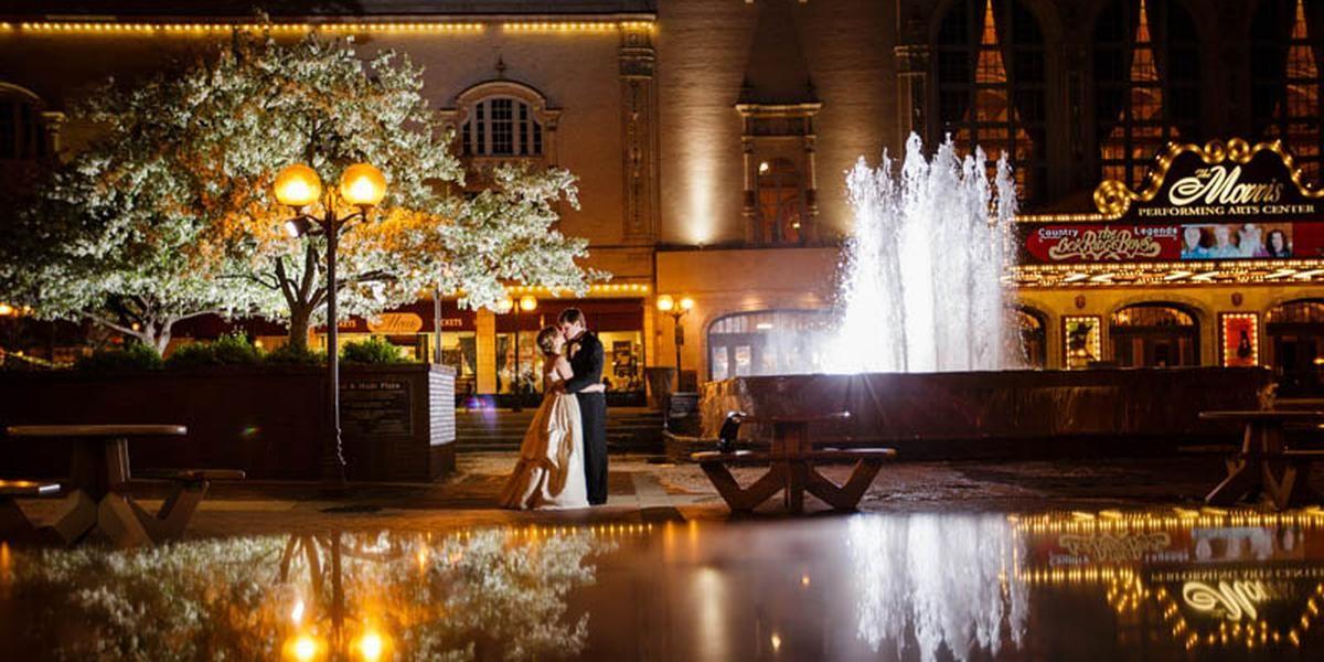 Palais Royale wedding Indianapolis/Central Indiana